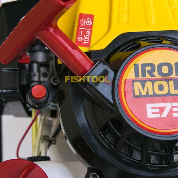 Стартер и кнопка выключения Iron Mole E73