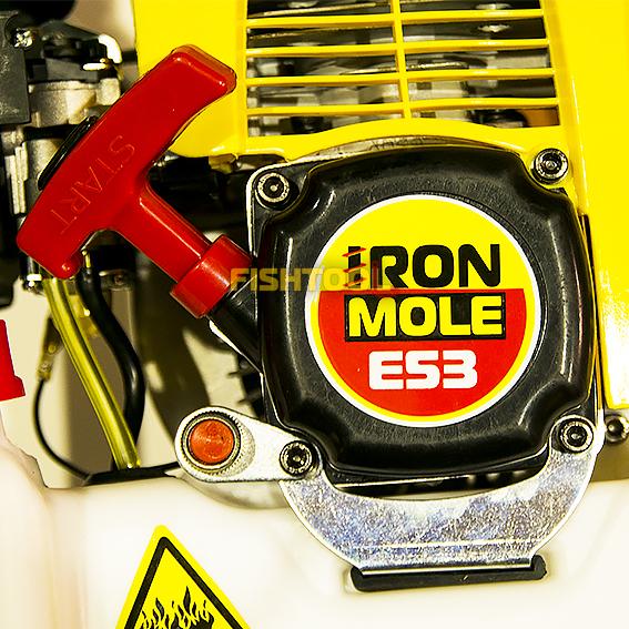 Кнопка выключения двигателя на стартере