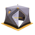 Трехслойная палатка для рыбалки DreamHouse 2T