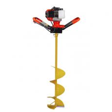 Мотобур для рыбалки Iron Mole E52, шнек для льда D 250 мм
