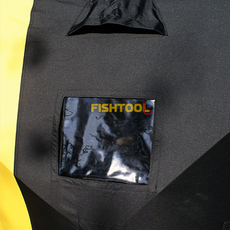 Окно и клапан вентиляции FishHouse 1