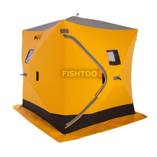 Трехслойная палатка для рыбалки FishHouse 2T