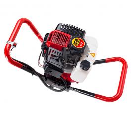 Мотобур для рыбалки Iron Mole E52, шнек для льда D 150 мм