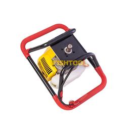 Мотобур для рыбалки (мотоледобур) Iron Mole E53 Ice, шнек D 200