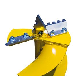 Мотоледобур ( мотобур для рыбалки) E73 Ice, шнек D 200 мм