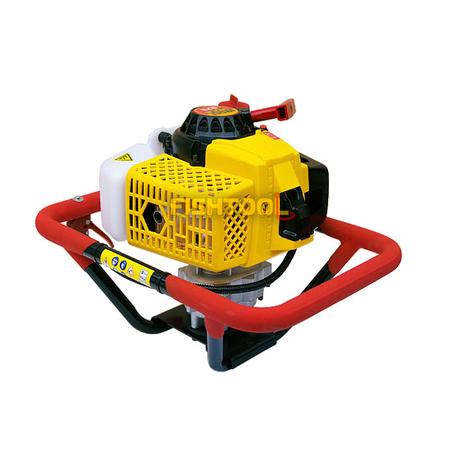 Мотоледобур ( мотобур для рыбалки) E73 Ice и шнек D 150 мм