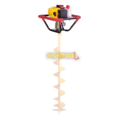 Мотоледобур ( мотобур для рыбалки) Iron Mole E53 Ice