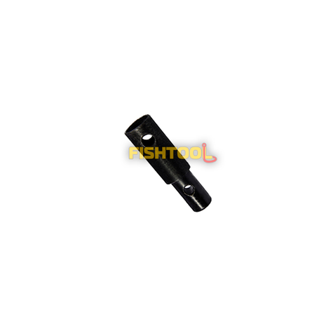 Переходник для шнека с коннектором 20 мм на вал 22 мм