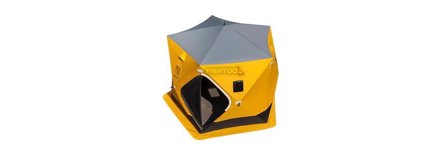 Новая модель палатки